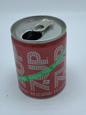 AU10.20 • Buy Vintage Sugar Free 7up Pink 8 Ounce -  Soda Can  - Empty