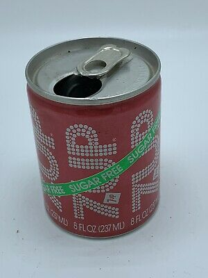 AU10.17 • Buy Vintage Sugar Free 7up Pink 8 Ounce -  Soda Can  - Empty
