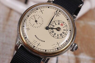 Exclusive Watch REGULATOR Chinese Symbol Mechanical Movement, Great Dial Design  • 139£