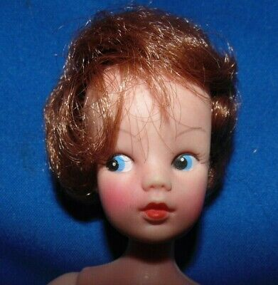 Vintage 60s *Toilet Roll Doll* In Minty Condition~Sindy Clone For Craft. • 14.99£