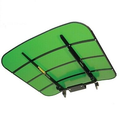 AU423.35 • Buy 48  X 52  Green Tuff Top Tractor & Mower Canopy Perfect For JD 302022191 Farmer