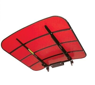 AU423.35 • Buy 48  X 52  Red Tuff Top Tractor & Mower Canopy Perfect For Case-IH & MF 302022189