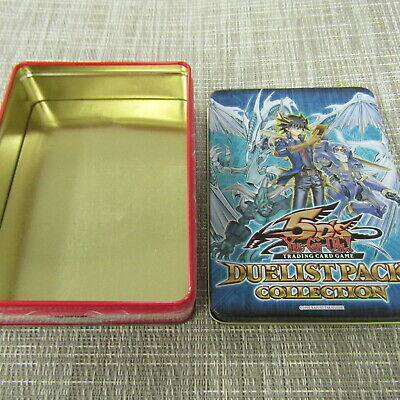 Yugioh Duelist Pack Collection Tin, 5d's Stardust Dragon, Please Read!! R195 • 5.75£