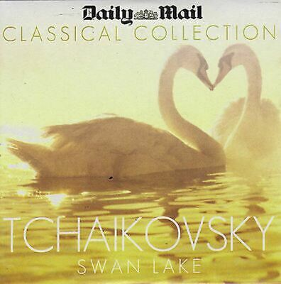 Tchaikovsky - Swan Lake Daily Mail Promo Cd • 1.98£