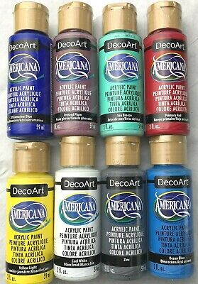 DecoArt Americana Premium Acrylic Paints Selection 59ml (2oz) Crafting Art Paint • 5.95£