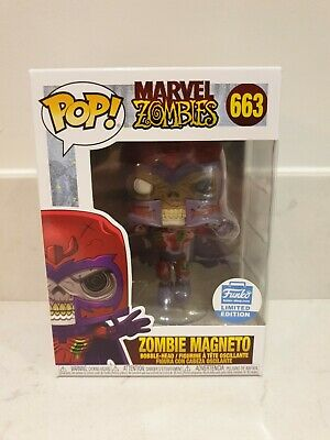 Funko Pop! Vinyl Zombie Magneto #663 Marvel Zombies Funko Shop Exclusive  • 44.90£