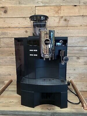 Jura Impressa XS9 Professional Aroma+ Classic One Touch Bean To Cup (Black) • 700£