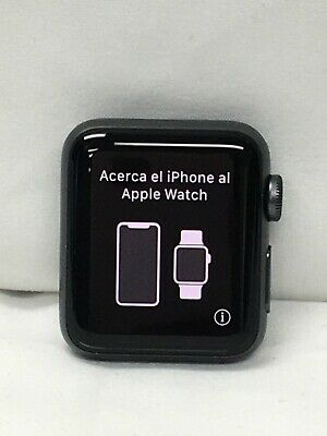 $ CDN254.15 • Buy Apple Watch Series 3 GPS Aluminum 38mm (3rd Gen) SPACE GRAY* DIAL ONLY