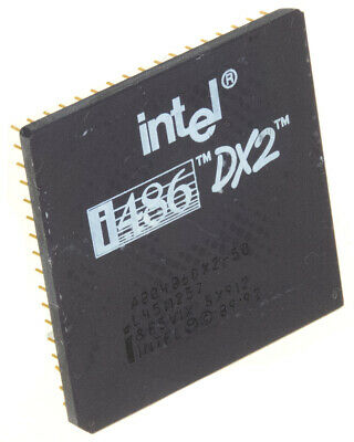 AU74.88 • Buy INTEL I486 DX SX912 A80486DX-50 50MHz SOCKET 168
