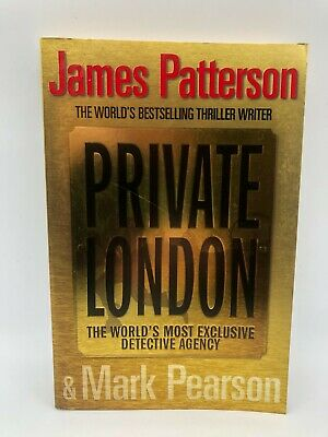 AU14.99 • Buy PRIVATE LONDON - James Patterson - Paperback - Free Post