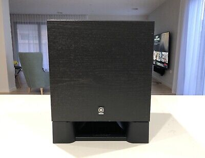 AU189 • Buy Yamaha YST-SW030 Subwoofer - Active - Excellent Condition