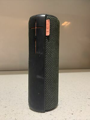 AU149 • Buy UE Boom 2 Black, Portable Rechargeable Bluetooth Speaker With Charger
