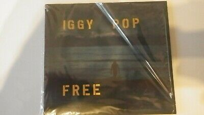 Iggy Pop - Free (CD 2019) • 6.99£