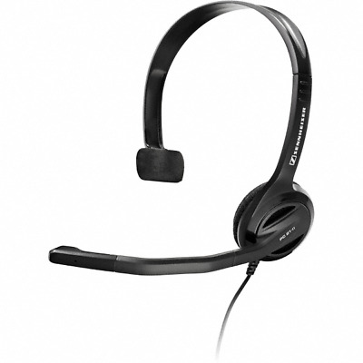 Sennheiser PC 21 II Single Sided Headset For Voice Chat Meetings Call Centre • 10£