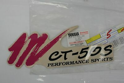 AU114.60 • Buy Sticker Stripe Sticker Mark Yamaha CT 50 S 90 96
