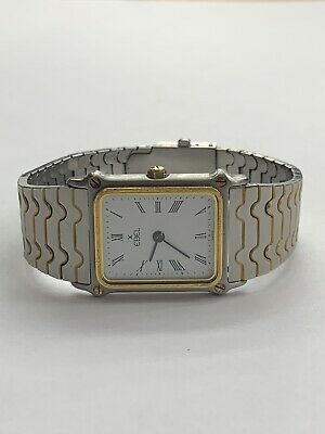 Ebel Watch Yellow Gold And Stainless Steel Women  Roman Numerals • 250£