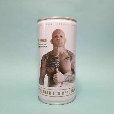 $ CDN18.14 • Buy Faxe Empty Beer Can Jeff Monson Top Opened 0.9 L From Russia