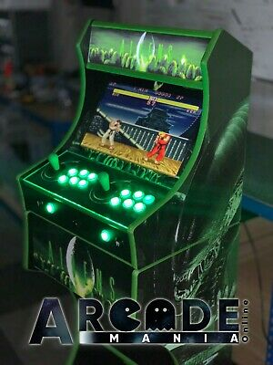 Full Size Arcade Machine - Aliens Themed - 3,188 Classic Games  • 599£
