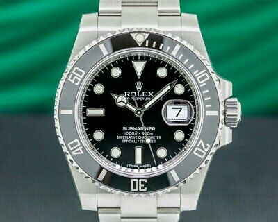 $ CDN18196.48 • Buy Rolex 116610LN Submariner Oyster Perpetual Date 11610 BOX + PAPERS UNWORN