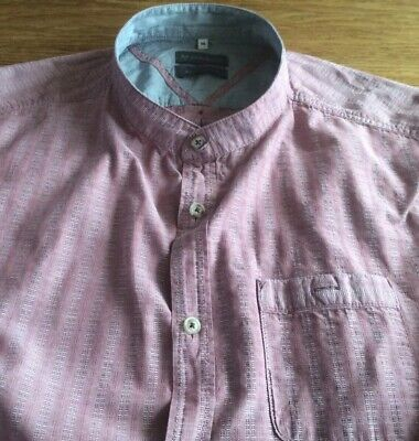 Mens Grandad Shirt By John Rocha.     20   Collar.   Xxl • 4.99£