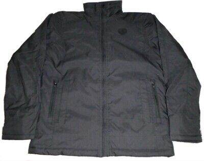 £25 • Buy Official Scania Comfortable Dobby Black Mens Winter Jacket Coat X Small XS NEW