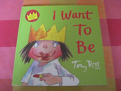 The Little Princess By Tony Ross • 3£