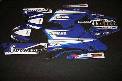 AU95 • Buy Yamaha Yz 85 2002-2014 Spec Two Mx Graphics Kit Decals Kit Sticker Kit Stickers