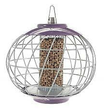The Nuttery Classic Helix Nut Squirrel Proof Wild Bird Feeder • 31.58£
