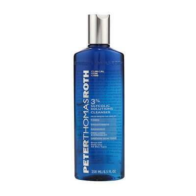 Peter Thomas Roth 3% Glycolic Solutions Cleanser 250ml • 23.95£