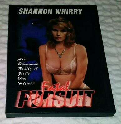 $ CDN100.65 • Buy Fatal Pursuit DVD Shannon Whirry Roddy McDowall Lydie Denier Larry Linville 1995