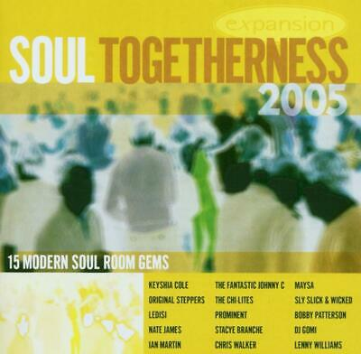 Soul Togetherness 2005 • 9.25£