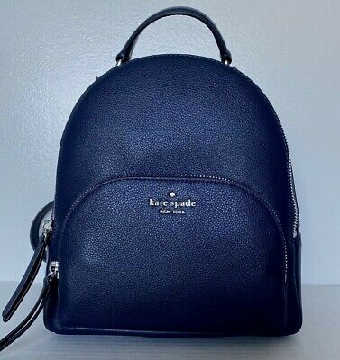 $ CDN161.66 • Buy New Kate Spade New York Jackson Medium Backpack Leather Nightcap