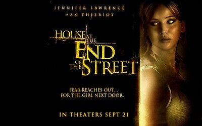 House At The End Of The Street Dvd***SEXY JENNIFER LAWRENCE, IN PERIL THRILLER!! • 2.54£