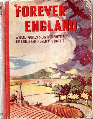 £3 • Buy Forever England - The Battle For Britain And The Men Who Fight It - Vintage HB