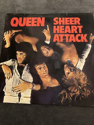 Queen - Sheer Heart Attack (uk 1974 Release  • 10£