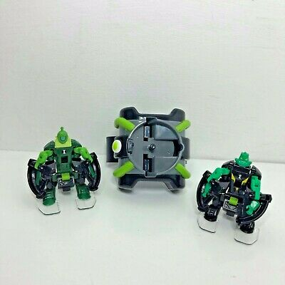 Ben 10 Watch Omnitrix With 2 Characters Toy (L1) • 29.99£