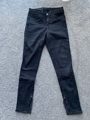 AU25 • Buy KSUBI Black Denim Jeans Size 25