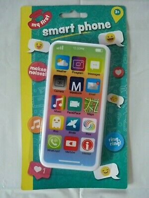 £4.65 • Buy Childrens Toy Mobile Phone Smart Phone