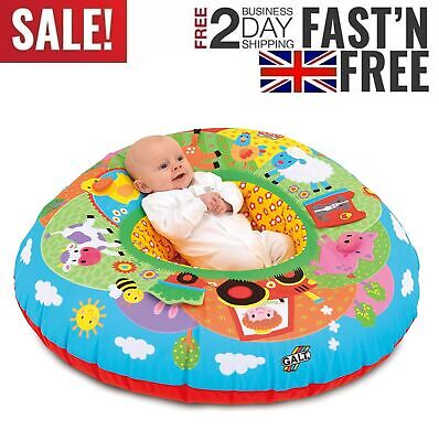 £31.75 • Buy Galt Toys Farm Playnest Baby Activity Support Ring Play Nest Play Mat Sit Me Up