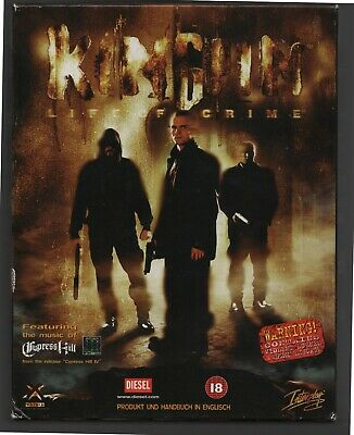 AU100 • Buy KingPin (PC Game) 1999 Original Big Box