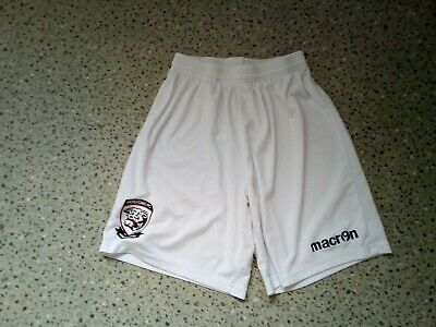 £4.99 • Buy  Hereford Fc Player Pre Worn Shorts Size Large *