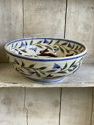 Bell Pottery Rounded Bowl • 49£