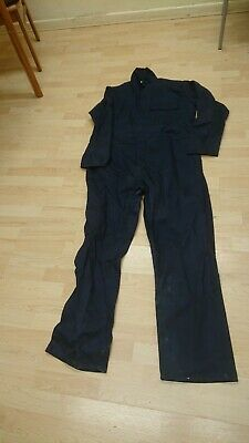 Ladies Or Mens Proban Navy Blue Colour Boilersuit Or Overalls. • 14£