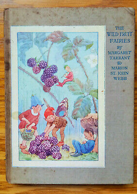 Wild Fruit Fairies By Margaret Tarrant And Marion St. John Webb • 14£