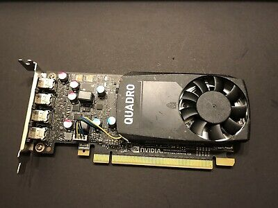 $ CDN150 • Buy Nvidia Quadro P600 - Low Profile Workstation Graphics Card