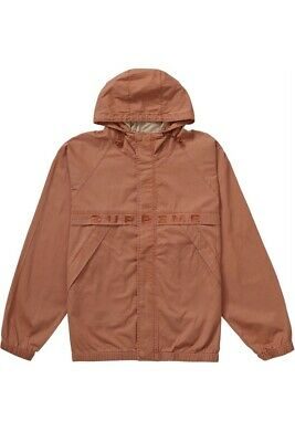 $ CDN387.61 • Buy Supreme Overdyed Twill Jacket FW20