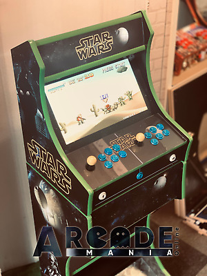 Full Size Arcade Machine - Star Wars Themed - 3,188 Classic Games  • 599£