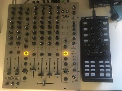Allen & Heath Xone 96 And Traktor X1 MK2 • 1,350£