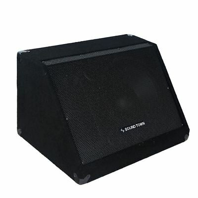 $99.99 • Buy OPEN BOX:Sound Town12  500W Passive PA Stage Floor Monitor Speaker (METIS-12M-R)