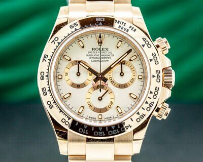 $ CDN58142.10 • Buy Rolex 116505 Daytona 116505 Everose Gold Dial 2019 WITH BOX AND PAPERS!